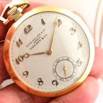 파텍필립 (Patek Philippe) 18K Solid Yellow Gold Pocket watch...