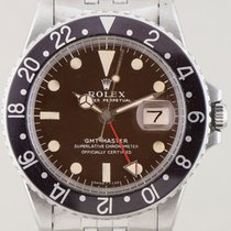 Rolex Brown mat GMT Master 1675 from 1969