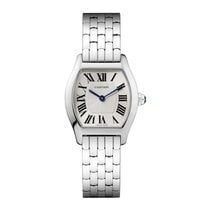 Cartier Tortue Manual Ladies Watch Ref W1556365