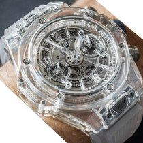 Hublot Big Bang Unico Sapphire / Limited to 500 pcs.