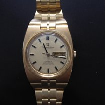 Omega Vintage Omega Constellation Day-Date 18K Solid Yellow Gold