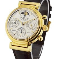 IWC 375203 Da Vinci Tourbillon in Yellow Gold - Limited...