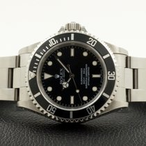 Rolex Oyster Perpetual Submariner No Date Steel 40 mm (2009)