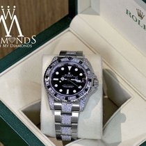 Rolex Men's Rolex Gmt-master Ii 116710 Complete With Box...