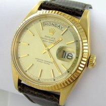 Rolex Day Date Herren Uhr 18kt Gold Ref 1803 Top Zustand Band...