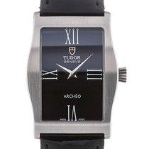 튜더 (Tudor) Archeo Black Dial