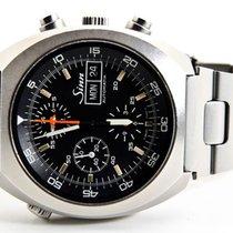 Sinn , PR D1 Space Watch Chronograph, men's wristwatch