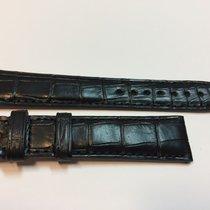 Jaeger-LeCoultre Reverso Strap Cinturino Alligator mm.19x16 Black