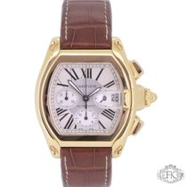 Cartier Roadster XL Chronograph | 18ct Yellow Gold  Automatic