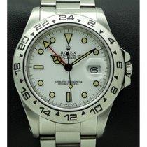 롤렉스 (Rolex)   Explorer Ii, Ref. 16550, Rare Cream Dial