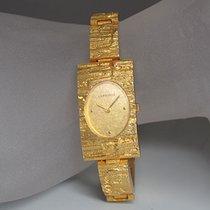Lapponia Björn Weckström Damen Quarz Uhr in 750/18K Gelbgold