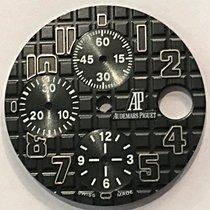 Audemars Piguet New  Royal Oak Chronograph Black Watch Dial