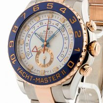 Rolex Oyster Perpetual Yacht-Master II Stahl/Roségold Ref.116681