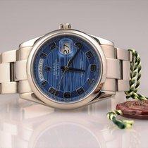 Rolex Day-Date 118209 Gold Rehaut 2007 Full Set