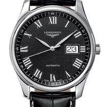 Longines Master Collection Big Date Black Dial 40mm Automatic...
