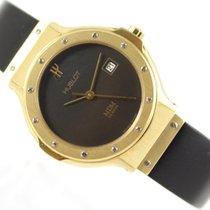 Hublot CLASSIC MDM 18/750 YELLOW GOLD QUARZ