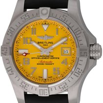 Breitling : Avenger II Seawolf :  A1733110/I519 :  Stainless...