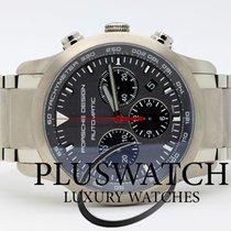 Porsche Design P6612 Sport Titanium  Automatic 42MM T10