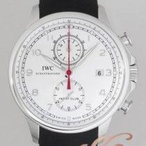 IWC ポルトギーゼ ヨットクラブ クロノ Portuguese Yacht Club Chronograph