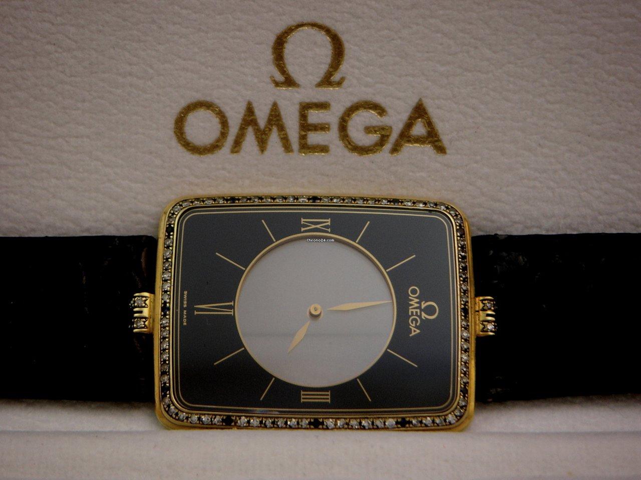 Montre Omega La Magique