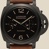 Panerai Luminor 1950 Tourbillon GMT Ceramica - 48mm