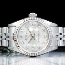 Rolex Datejust Lady Diamonds  Watch  69174