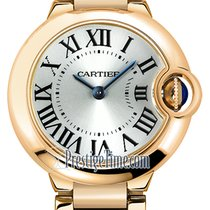 Cartier Ballon Bleu 28mm w69002z2