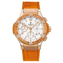 Hublot Big Bang Tutti Frutti 41mm Automatic 18K Rose Gold Mens...