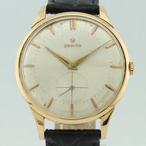 Ζενίθ (Zenith) Vintage Manual Winding 18k Gold