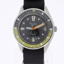 Squale 100 Atmos Vintage Diver's Watch JULES dial