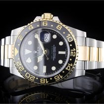 Rolex GMT-Master II (40mm) Ref.: 116713LN mit Box &...