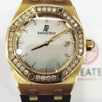 Audemars Piguet Royal Oak Women's Gold Quartz Watch