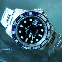 Rolex Oyster Perpetual GMT-Master II White Gold - 116759SA