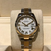 Rolex Lady-Datejust 31mm Steel and Gold B&P