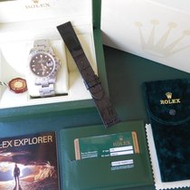 Rolex Explorer II - Calibre 3186 - Year 2009 - Like N.O.S.