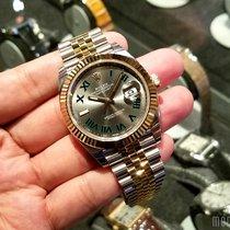 Rolex 126333 Slate Roman Dial Jubilee Bracelet (888) Datejust...