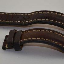 Breitling Leder Armband Band 22mm 22-20 Für Dornschliesse Rar...