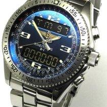 Breitling Professional B1 Quartz Chronograph Ref A68362 Box +...