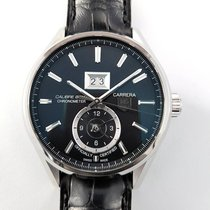 TAG Heuer Carrera Calibre 8 GMT Automatic NEW