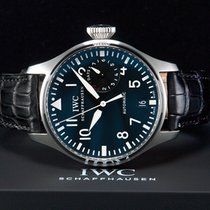 IWC Big Pilot 46mm Grosse Fliegeruhr 7 DAYS  BESTZUSTAND