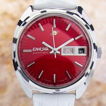 Enicar Men's Rare Authentic Swiss Made Vintage Automatic...