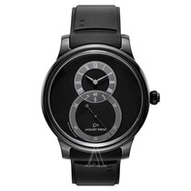 Jaquet-Droz Men's Grande Seconde Ceramic Watch