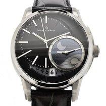 Maurice Lacroix Pontos Decentrique GMT Watch PT6118-SS001-330