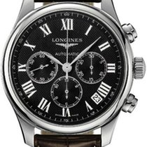 Longines Master Automatic Chronograph 44mm L2.693.4.51.5