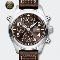 IWC - PILOT'S WATCH DOUBLE CHRONOGRAPH EDITION