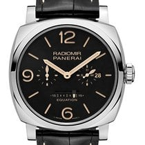 Panerai Radiomir 1940 Equation of Time 8 Days Acciaio Limited 200