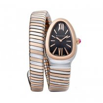 Bulgari Serpenti  Ladies watch SP35BSPG.1T