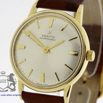 Ζενίθ (Zenith) Vintage Automatic Men's solid 18K Gold...