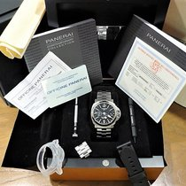 Panerai Luminor GMT Florence Boutique Full Set
