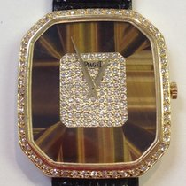 Piaget Tigers eye and diamond